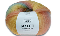 Lang Yarns Malou Light Color