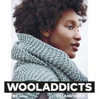 Lang Yarns Wooladdicts #1