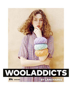 LANG Yarns WOOLADDICTS #4